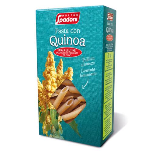Penne con Quinoa