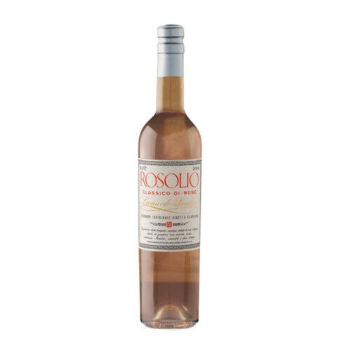 Rosolio classico di rose   Casa Spadoni