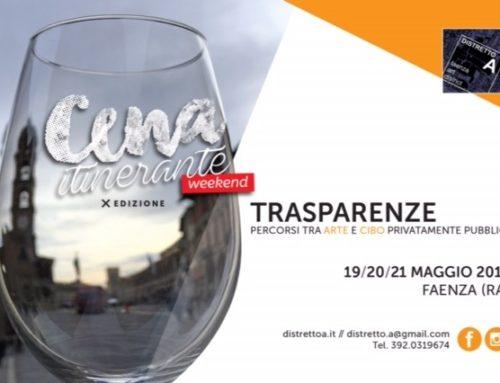 Anche Casa Spadoni alla Cena Itinerante a Faenza