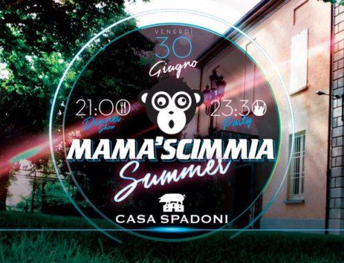 Mama'Scimmia Summer Party