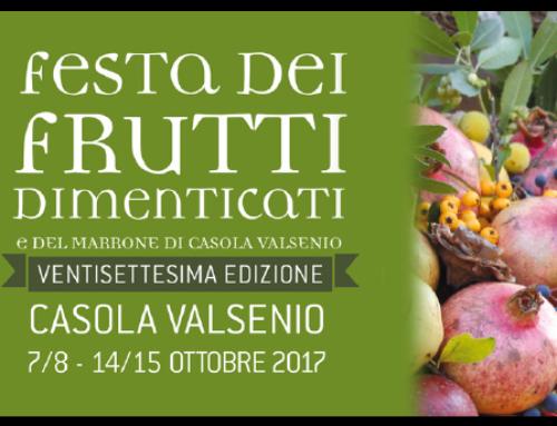 """Casa Spadoni per la """"Festa dei frutti dimenticati"""""""