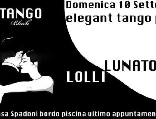 Elegant Tango Pool Party a Casa Spadoni Faenza