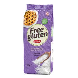 Mix senza glutine per dolci