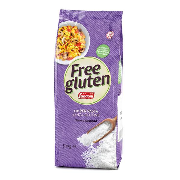 Mix senza glutine per pasta