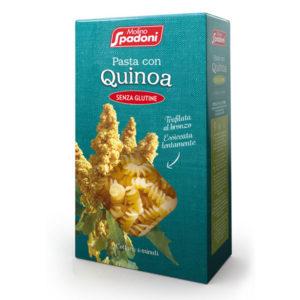 Fusilli con Quinoa
