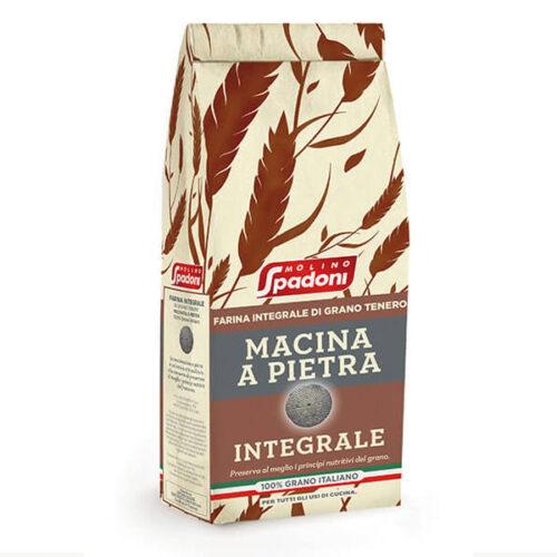 Farina Integrale Macina a pietra | Casa Spadoni
