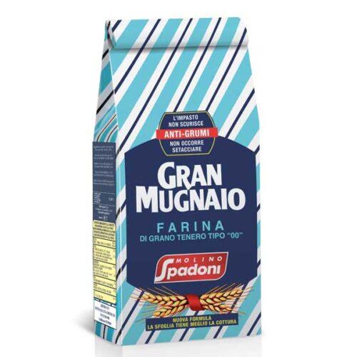 """Farina di Grano Tenero """"00"""" Anti Grumi Gran Mugnaio"""