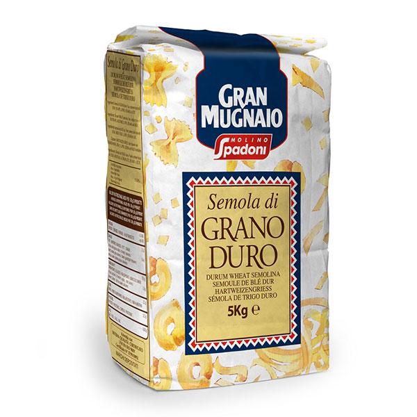Semola di Grano Duro, 5kg