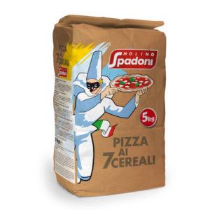 Pizza Nera ai 7 cereali, 5kg 1