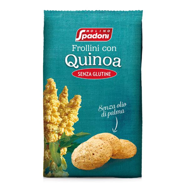 Frollini con Quinoa