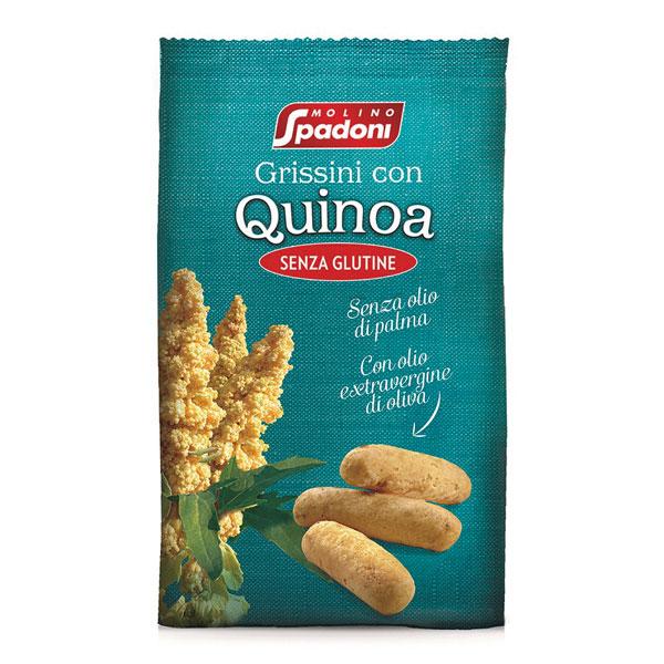 Grissini con Quinoa