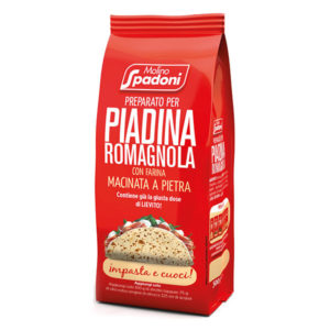 Preparato per Piadina Romagnola