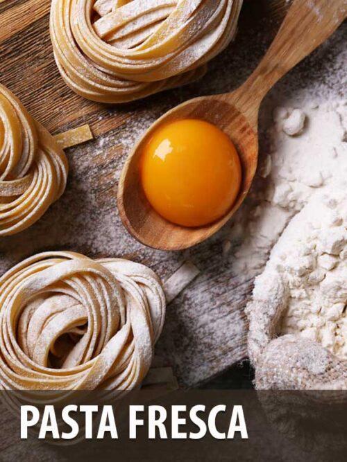 Pasta Fresca e gnocchi