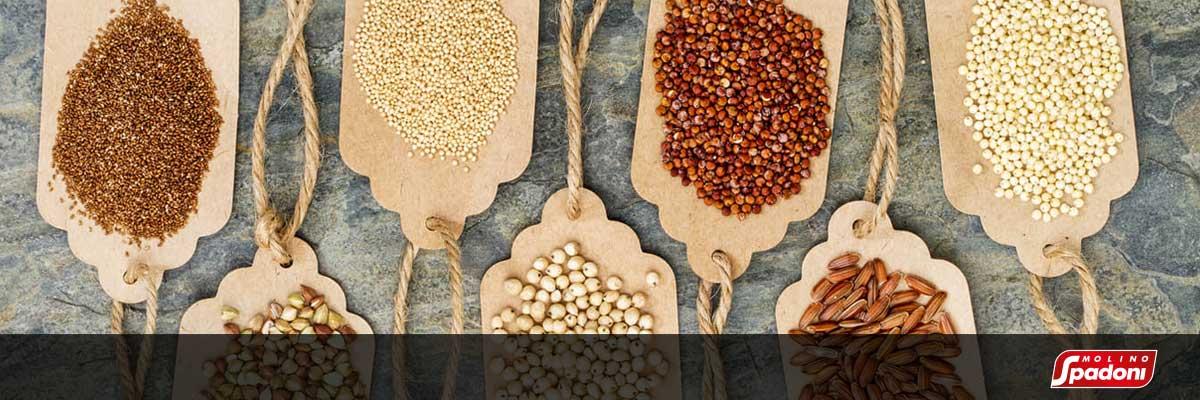 Prodotti senza glutine | Casa Spadoni