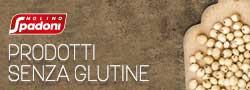 I prodotti senza glutine di Casa Spadoni