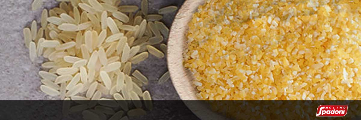 Pasta senza glutine farina di Mais e Riso | Casa Spadoni