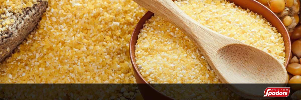 Pasta senza glutine farina di Mais | Casa Spadoni