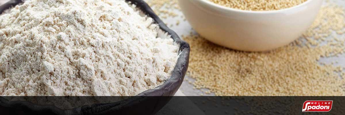 Farine e miscele senza glutine | Casa Spadoni