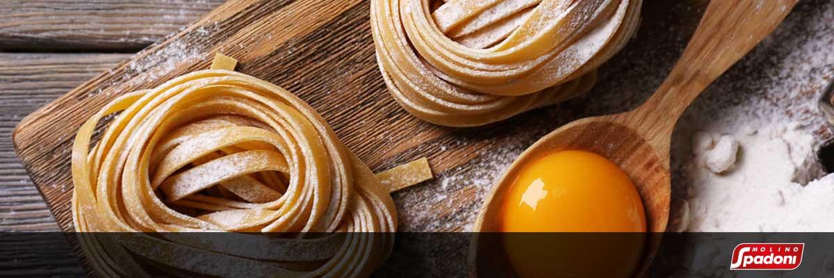 Farine per pasta fresca | Casa Spadoni