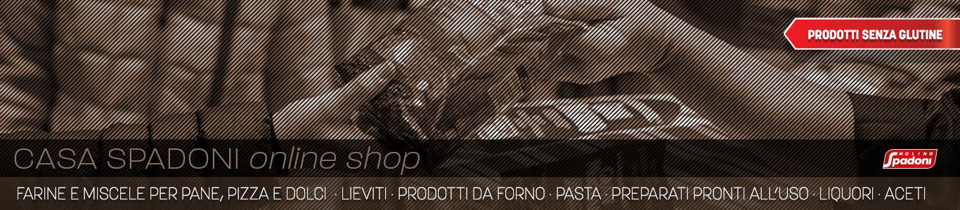 Acquista i nostri prodotti online | Casa Spadoni