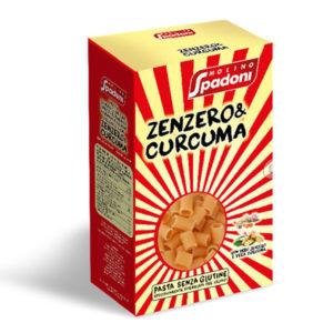 Mezze Maniche Zenzero e Curcuma | Casa Spadoni