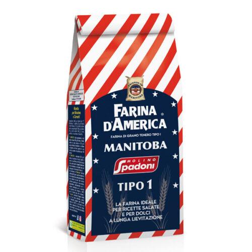 Farina d'America Manitoba | Casa Spadoni