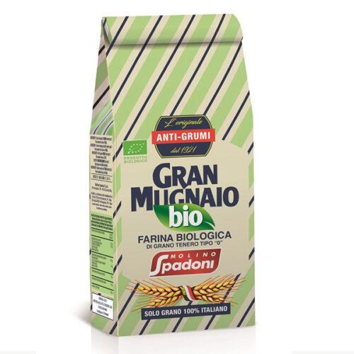 Farina Bio di grano tenero | Casa Spadoni