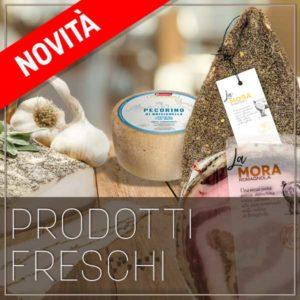 Prodotti Freschi