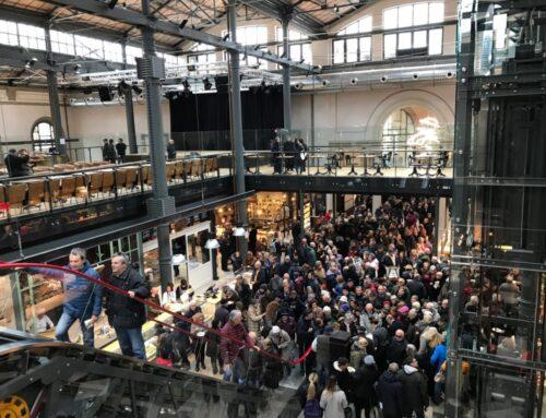Riapre il Mercato Coperto di Ravenna