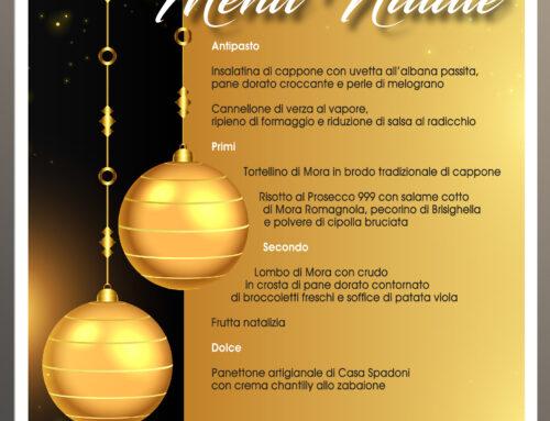 Pranzo di Natale a San Giacomo