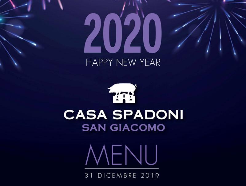 Casa Spadoni Capodanno San Giacomo