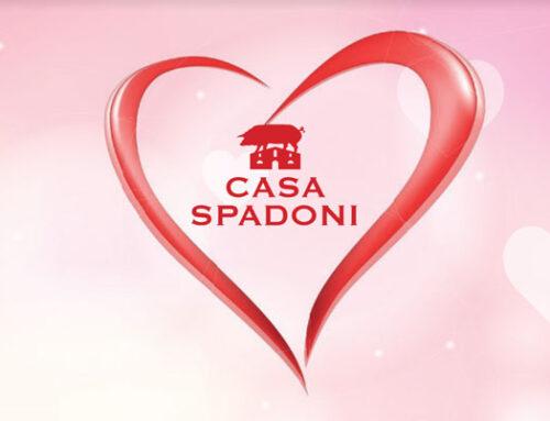 La cena di San Valentino, a Casa Spadoni Faenza