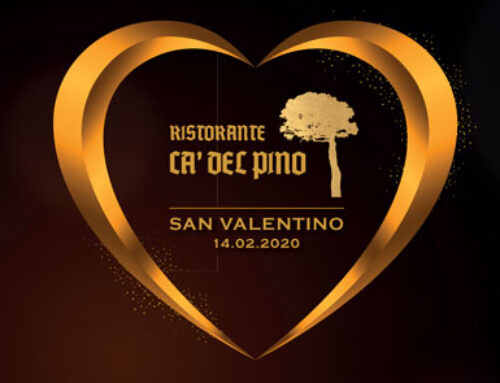 Il Menù di San Valentino a Ca' Del Pino