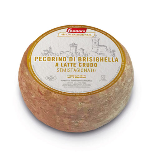 Pecorino di Brisighella a Latte Crudo Semistagionato