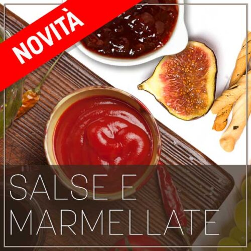 Salse e Marmellate