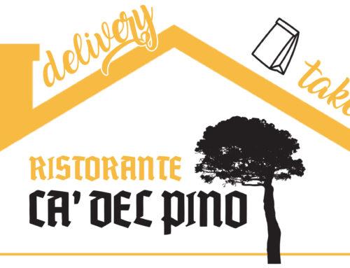 CA' DEL PINO – menu d'asporto e consegna a domicilio