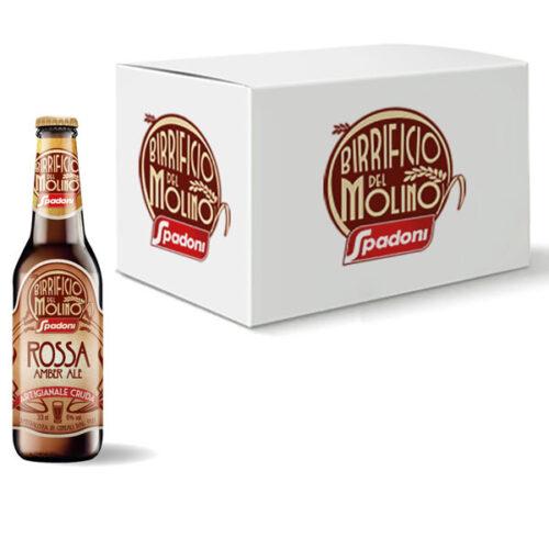 Box Birra Rossa Amber Ale