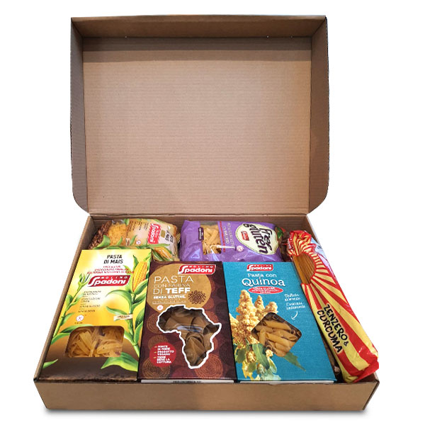"""Confezione Regalo Box """"Paste speciali"""""""