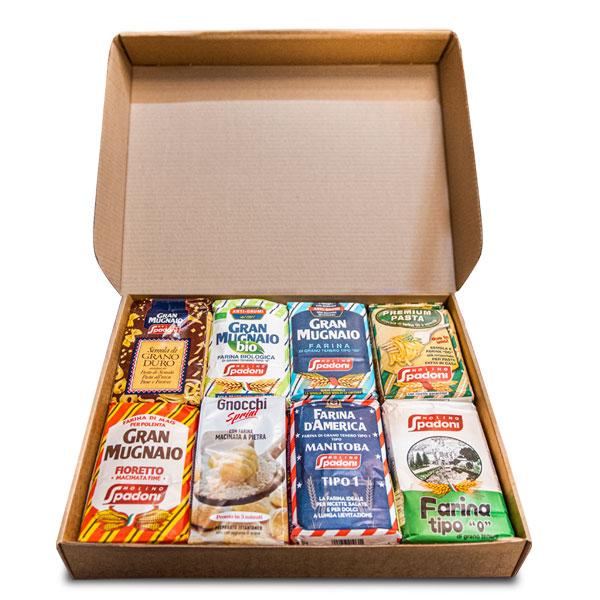 """Confezione Regalo Box """"Pasta"""""""