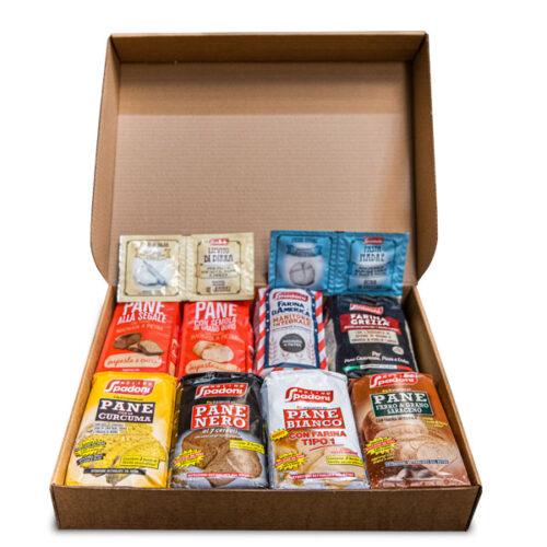"""Confezione Regalo Box """"Pane"""""""