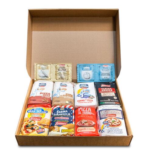 """Confezione Regalo Box """"Pizza"""""""