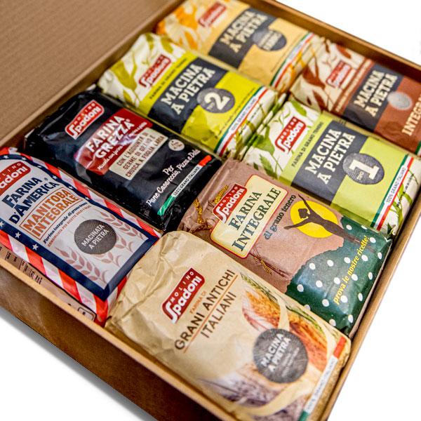 """Confezione Regalo Box """"Specialità"""""""