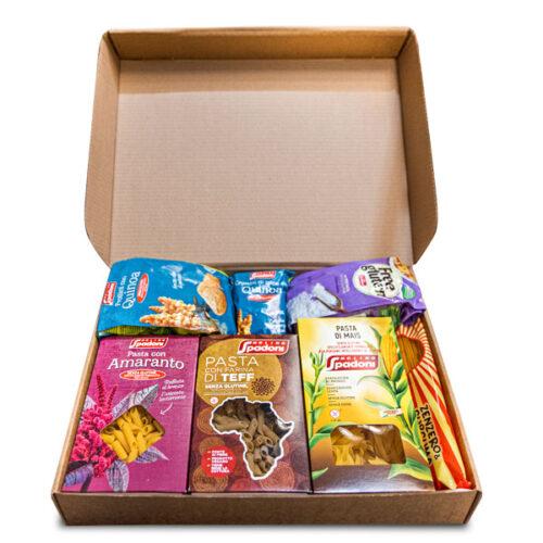 """Confezione Regalo Box """"Senza Glutine"""""""