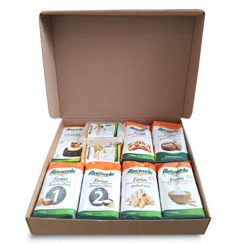 """Confezione Regalo Box """"Biologico"""""""