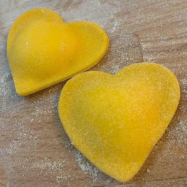 I cuori gialli di San Valentino | Casa Spadoni