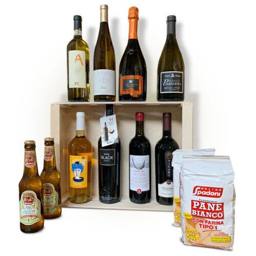 Wine Box | Corso degustazione e conoscenza del Vino