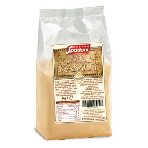 Farina di grano Khorasan Kamut®