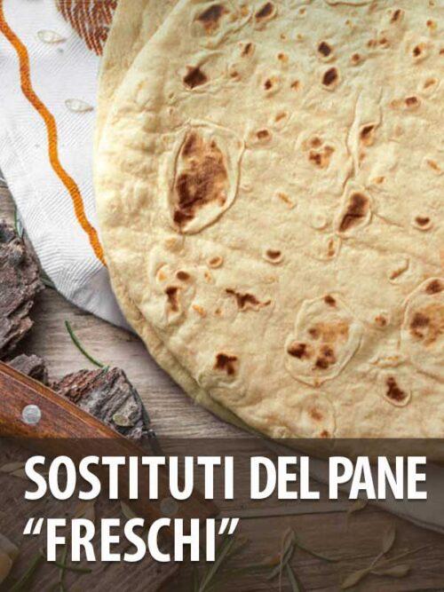 "Sostituti del Pane ""freschi"""