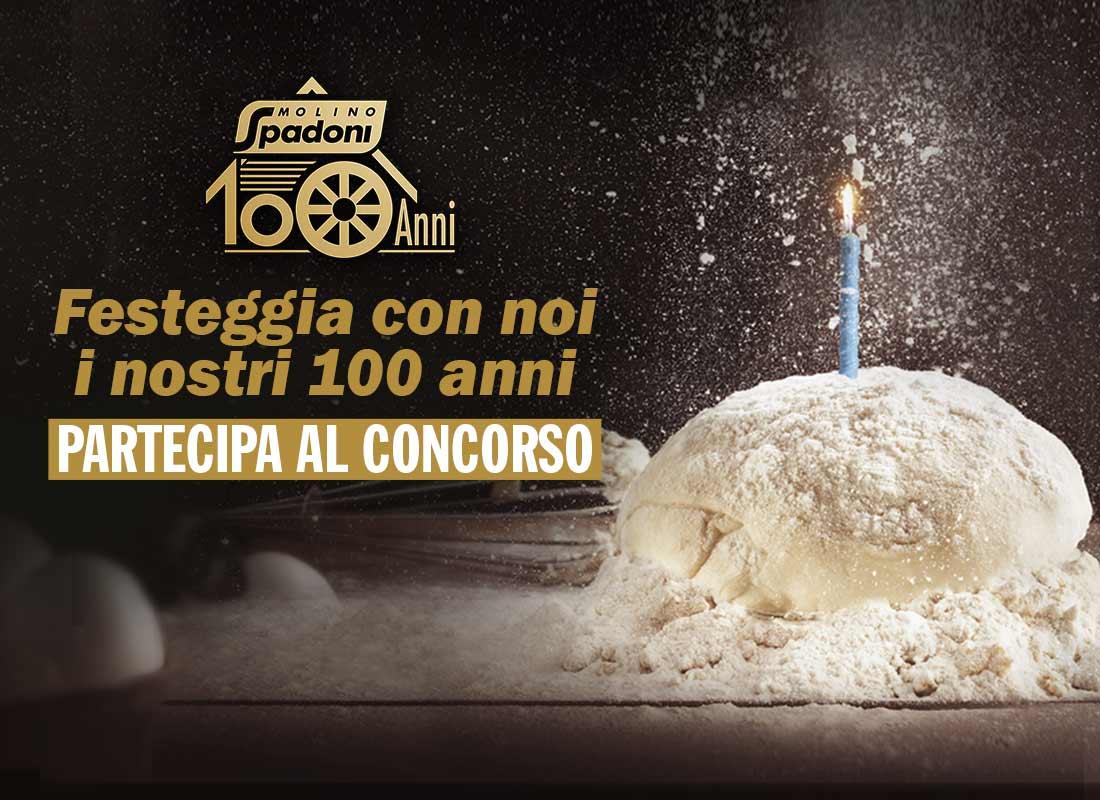 100 Anni di Molino Spadoni |Casa Spadoni