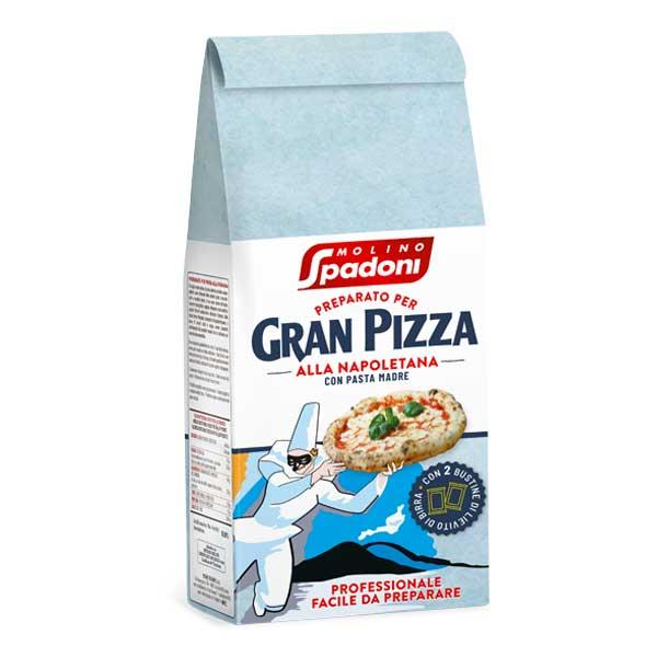 Preparato per Gran Pizza alla napoletana